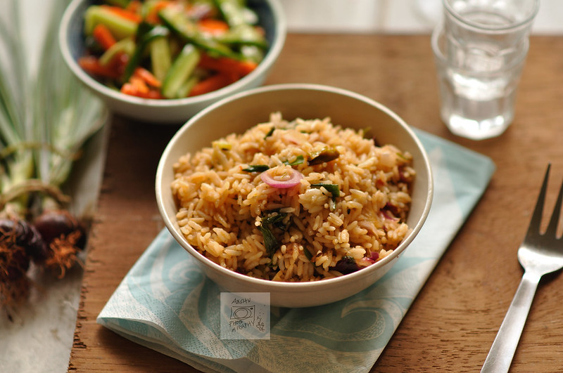 Day 118.365 - Quick Fried Rice
