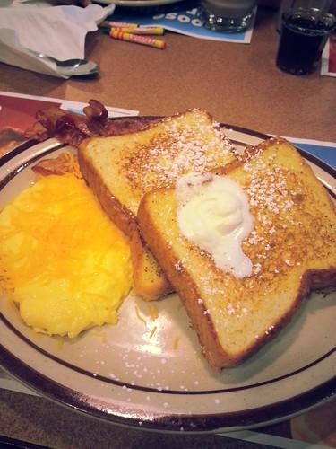 Mom's Day breakfast