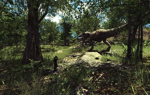 Rex On The Hunt