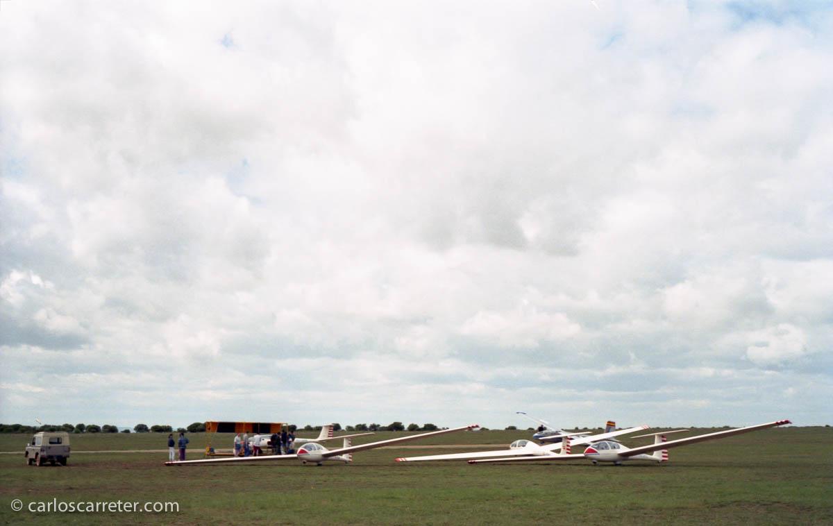 Aeródromo de Monflorite