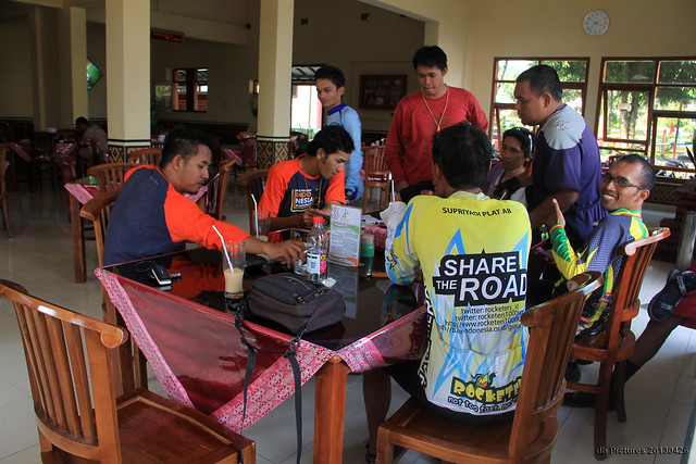 'Meeting' at Banaran Resto