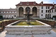 čp. 17/III, Valdštejnský palác, Praha, Malá Strana