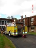 Condo fire 2005