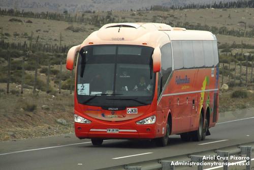 Pullman Bus Tandem - Irizar I6 / Scania (FWJK36)