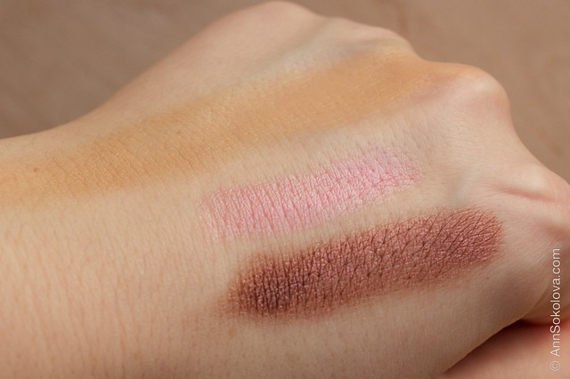 68 Oriflame Cosmetics swatches