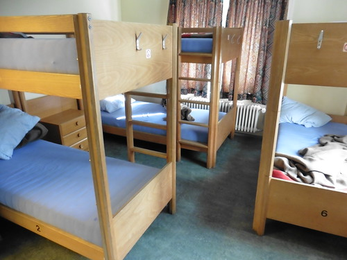 Dónde dormir y alojamiento en Zurich (Suiza) - City Backpacker Hotel Biber.