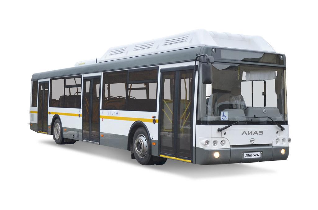 Газовый автобус ЛиАЗ-529271 CNG