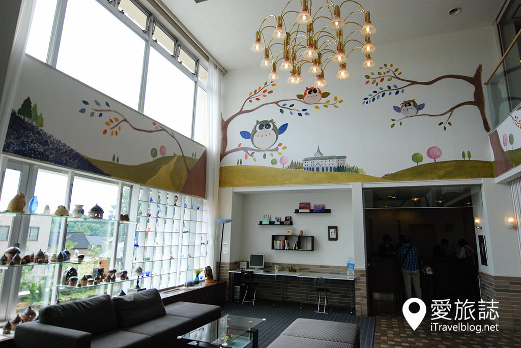 富良野自然森林酒店 Hotel Naturwald Furano 02
