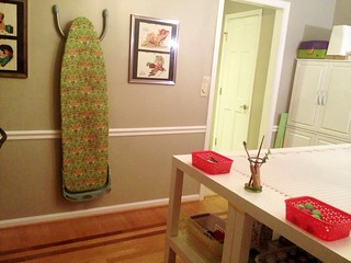 New sewing room furniture 2013