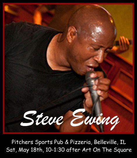 Steve Ewing 5-18-13