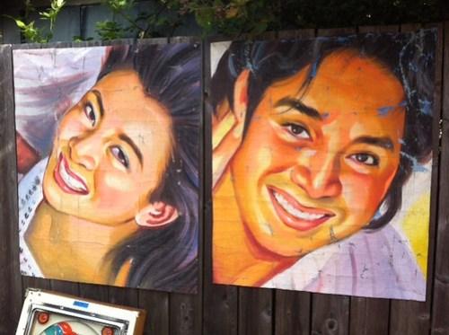 Two portraits
