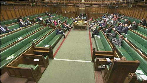 Parliamentary debate on the future of Arts, Creative & Cultural Industries