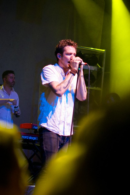 Frank Turner at the Forum Hertfordshire