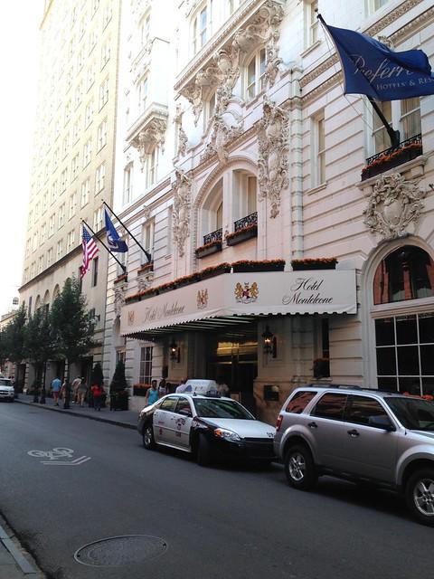 Hotel Monteleone, New Orleans