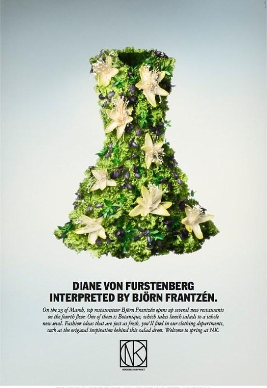 Nordiska Kompaniet - DVF