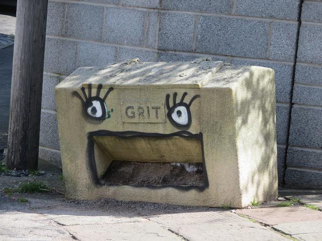 Grit face