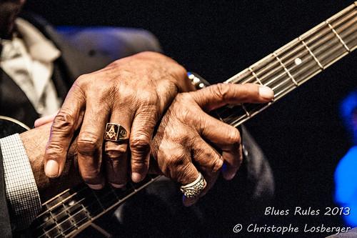 Robert Belfour @ Blues Rules Tour