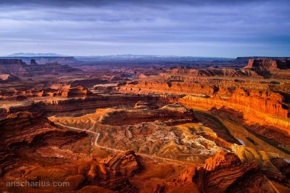 Canyonlands Sunrise - Nikon D300