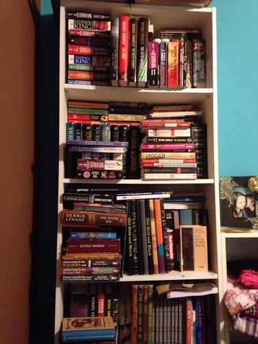 A beautiful bookshelf!