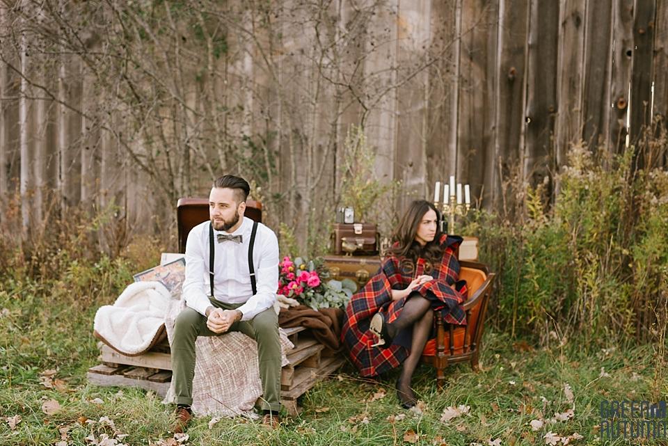 Wedding Creative Inspiration Hamilton Woodland engagement Photography 0055