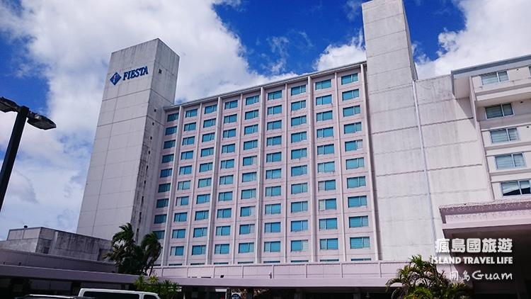 01悅泰飯店Guam