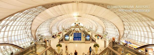160615 suvarnabhumi空港内装写真