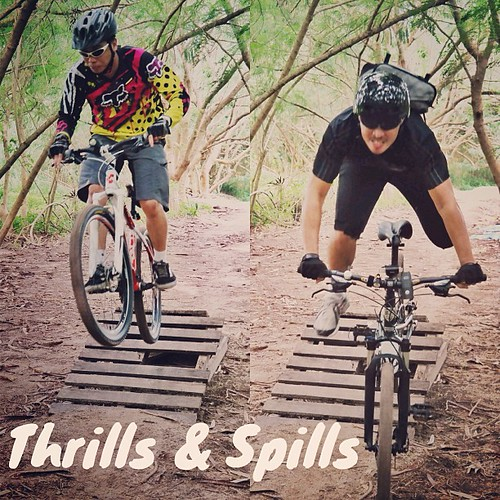 Thrills & Spills, with @jasonitchi and @_weili_ #samsungsgnx300
