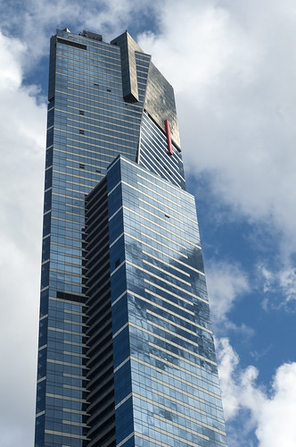 Eureka Tower by Phynyght Studio