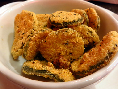 Deep-Fried Pickle Chips