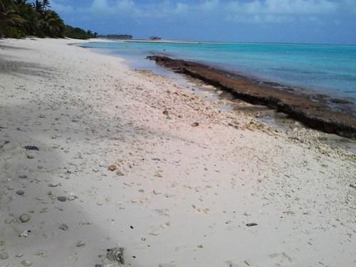 Direction Island - Cocos Islands