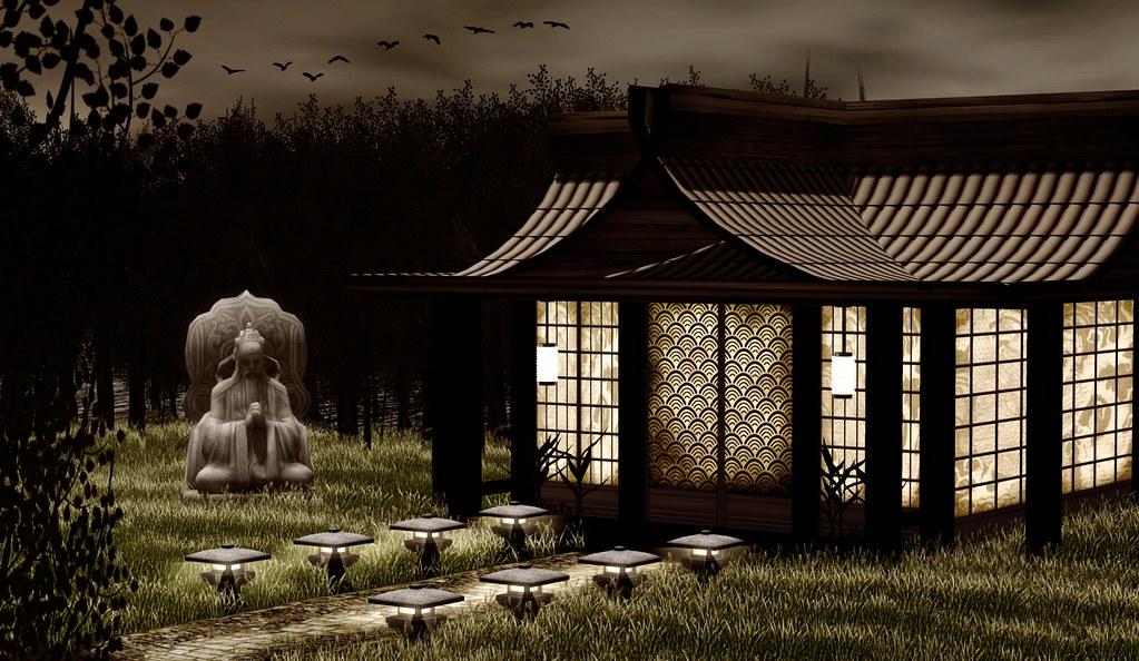 [CIRCA] - AYUMU - Teahouse - Brown/Sunset