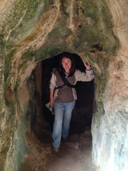 Excursion cova Tancada Alcudia - Mallorca