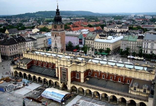 Plaza de Cracovia