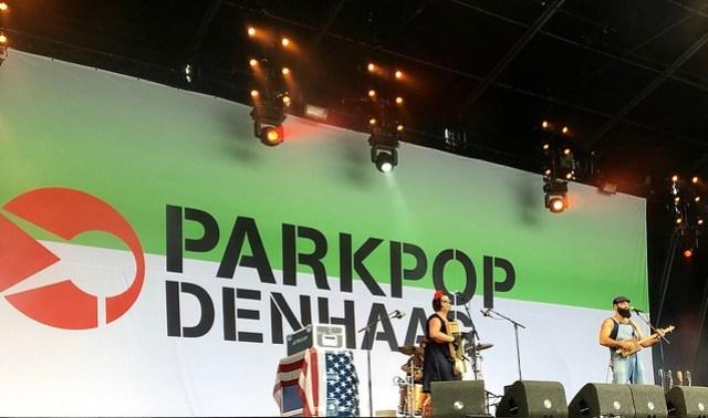 Reverend Peyton's Big Damn Band (Parkpop 2016)