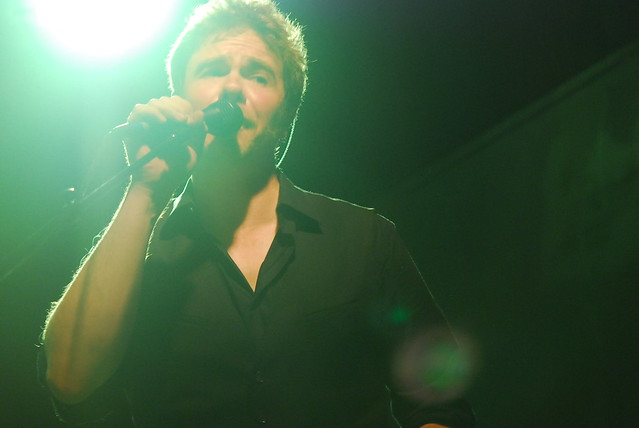 josh ritter & the royal city band @ cat's cradle