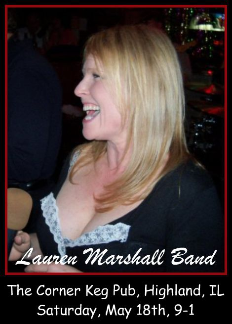 Lauren Marshall 5-18-13