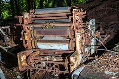 4330-1 Retired Printing press