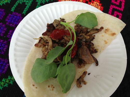 Tacos Arabes de Puebla