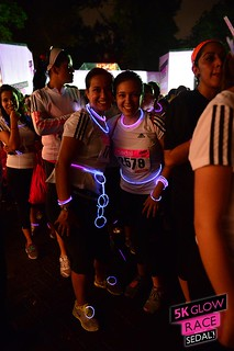 5K Glow Race Sedal
