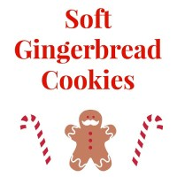 Soft Gingerbread Cookies (31 Days of Baking)