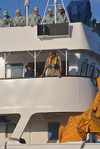 Capt Heberle Chishio Maru