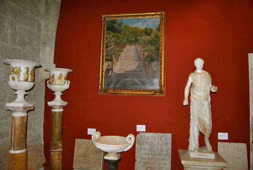 Visita al Castillo de Bellver.