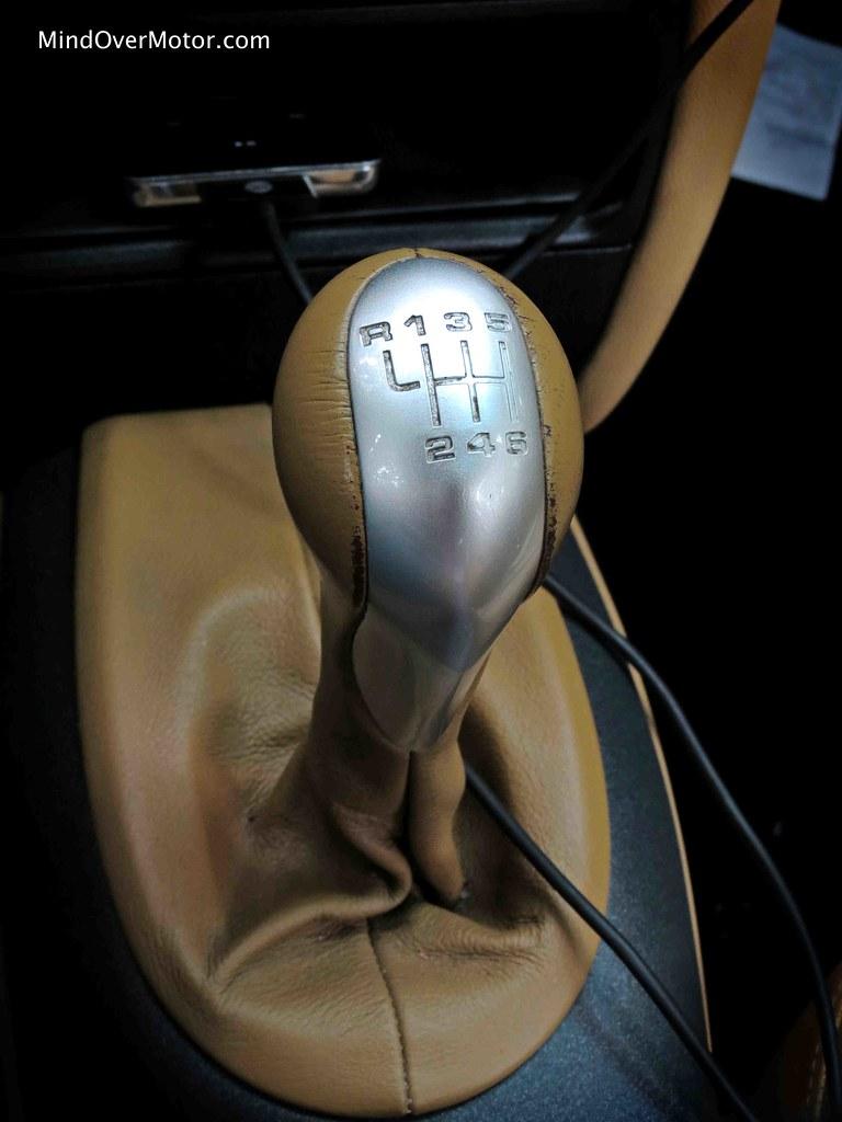 1999 Porsche 911 Carrera 996 Shifter