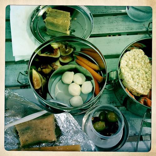 farmer's market dinner by a_neelee