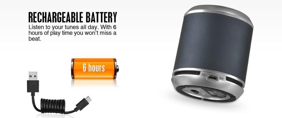 Bluetune Solo Battery Life