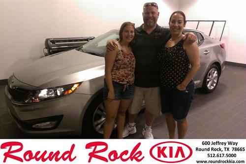 Happy Birthday to Doug Montgomery from Ruth Largaespada and everyone at Round Rock Kia! #BDay by RoundRockKia