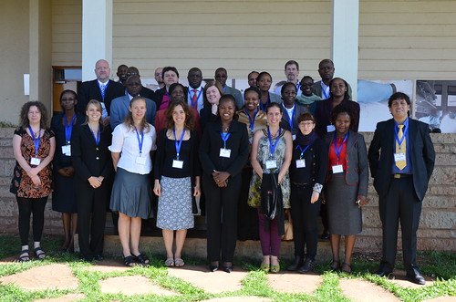 ILRI-FAO stakeholder meeting on food safety
