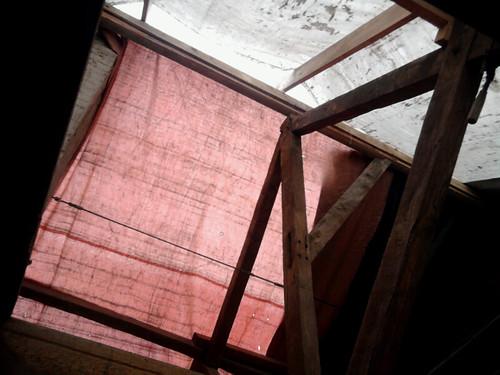 dakwerken by zement