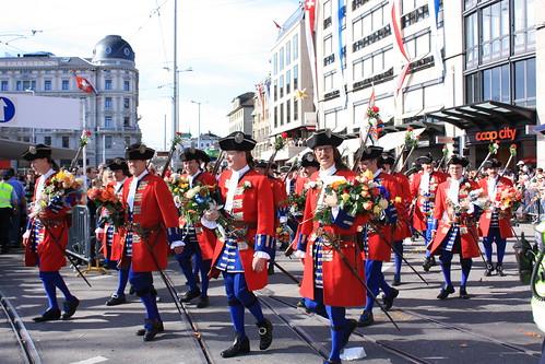 Sechseläuten Zurich 2013