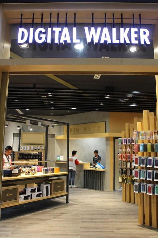 Digital Walker at SM Aura